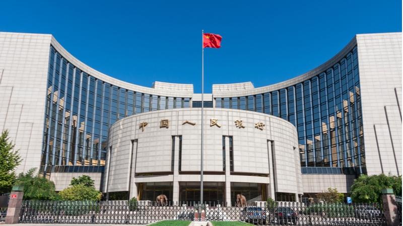 Die PBOC hat wohl chinesischen Banken und Finanzdienstleistern jeglichen geschäftlichen Umgang mit Kryptowährungen verboten.