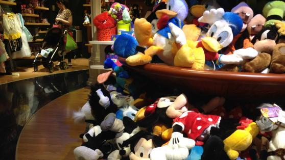 Halloween steht vor der Tür in Disney World